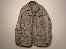 Us Acu At Digital Feldjacke Army Ucp Digi Camo Rip Stop Coat Jacke Xxxl Militaria Sammeln & Seltenes