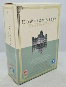Downton Abbey: Series 1-5 (DVD, 2014, 19-Disc Set)