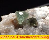 7864 Boracit boracite x=4mm ca 3,5*2,5*1,5 cm 1990 Bernburg Deutschland MOVIE