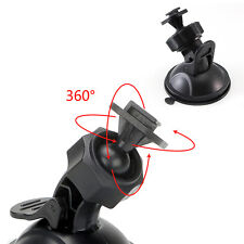 Car Video Suction Cup Mount Bracket Holder Stand for Dash Camera DVR GPS DV~
