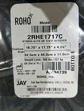 ROHO HYBRID ELITE SEAT CUSHION 2RHE1717C