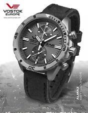 Armbanduhren Vostok Europe Almaz Chrono Titan 6S11-320H264