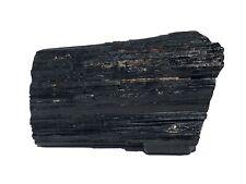 schwarzer Turmalin Schörl Rohstein naturbelassen Brasilien | 269,7 g