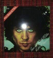 T-REX Marc Bolan ~ Zinc Alloy and the Hidden Riders of Tomorrow EX Relativity LP