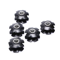 "1pcs Bike Bicycle Cycling Steer Tube Headset Aluminum Star Nut 1 1/8"" 28.6mm ~"