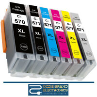 Ink Cartridges For Canon Pixma PGI570 CLI571 TS5050 TS5051 TS5053 TS5055 TS6050