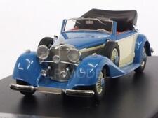 Mercedes 540K Typ A Cabriolet 1936 Blue 1:43 NEO 46166