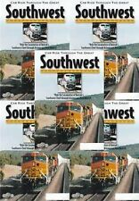 Cab Ride Great Southwest 5 DVD Set Kingman Albuquerque