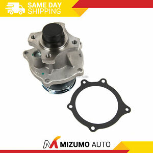 Water Pump Fit 02-10 Chevrolet GMC Hummer Isuzu 2.8L 2.9L 3.5L 3.7L 4.2L