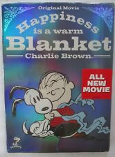 HAPPINESS IS A WARM BLANKET CHARLIE BROWN DVD - NEW