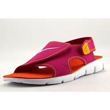 Nike Synthetic Medium Width Sandals Shoes for Girls