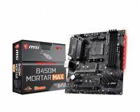 4719072653811,Płyta główna B450M MORTAR MAX 4DDR4 DP/HDMI/M.2 uATX,msi