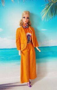 Vintage Barbie 1973 BEST BUY FASHION #3208 with Shoes - No Doll
