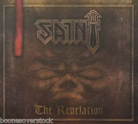 SAINT - THE REVELATION (*NEW-CD, 2012, Retroactive) Classic Christian Metal