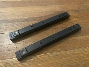 Teac X-2000R X-1000R Reel to Reel Tape Deck Wood Cabinet Feet + Screws.