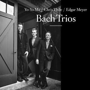 CHRIS/MA,YO-YO/MEYER,EDGAR THILE - BACH TRIOS   CD NEUF BACH,JOHANN SEBASTIAN