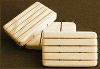 One Dozen Wooden Soap Saver Dishes Pine Soap Dish Handmade