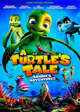 A TURTLE'S TALE SAMMY'S ADVENTURE DVD Tim Curry, Melanie Griffith, Stacy Keach
