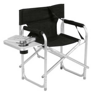 Directors Chair with Table, Cup Holder and Carry Strap