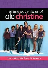 The New Adventures of Old Christine Season 4 5er [DVD] NEU Seinfeld
