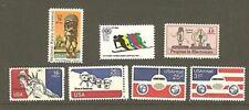 US Scott # C84 - C90 1972 - 1976 Air Mail Set / 7 MNH