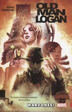 Wolverine Old Man Logan Tpb Vol 0 Warzones Reps #1-5 New/Unread