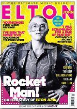 UNCUT ULTIMATE MUSIC GUIDE - ELTON JOHN Full Story,Albums,Reviews,Rocket Man