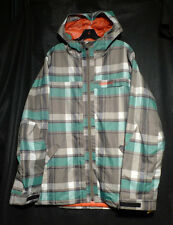 Burton - 2L Anthem Snowboard Jacket - Keef Riverside Plaid - X-Large