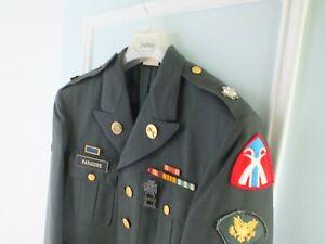 uniforme tenue militaire army us Jacket VIETNAM WAR