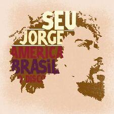 SEU JORGE - AM'RICA BRASIL: O DISCO NEW CD