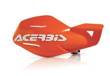 Acerbis Uniko Hand Protectors Handguards Hand Protection Safety Orange