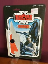 Vintage Star Wars Cardback. Rebel Soldier. 31 Cardback.