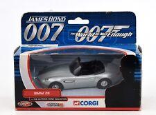 CORGI-James Bond 007 The Ultimate Collection-El mundo no es suficiente BMW Z8