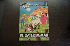 Strip-  Dees Dubbel & Cesar - De Zaterdagman