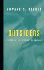 Outsiders by Howard S. Becker (1997, Paperback)