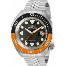 Invicta Men's 30414 Pro Diver Automatic 3 Hand Black Dial Watch