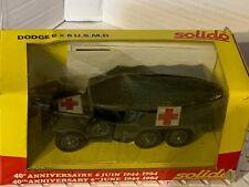 Solido US Dodge 6x6 U.S.M.D 40th Anniversary Edition Limited