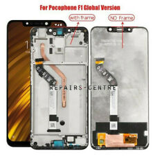 For Xiaomi Pocophone F1 Poco F1 LCD Touch Screen Digitizer Complete LCD Assembly