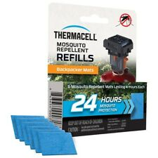 ThermaCell Backpacker Mats-Only Refill 24 Hours For Appliances Lanterns Torches