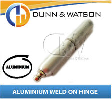 120mm Weld On Bullet Hinge - Aluminium (Grease Nipple) - Stainless Steel Washer