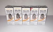 Lot of 5 Sally Hansen Salon Effects Real Nail Poliah Strips 310 Wild Child New