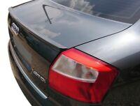 Kofferraumspoiler Heckspoiler Spoiler Lippe SELBSTKLEBEND für Audi A4 8E B6 Limo