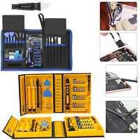 38 en 1 Juego de herramientas de reparación de teléfono Notebook Destornillador