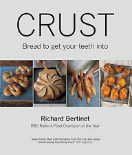 CRUST: From Sourdough, Spelt and Rye by Richard Bertinet.  BOOK & DVD Free Ship