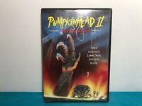 Pumpkinhead II DVD