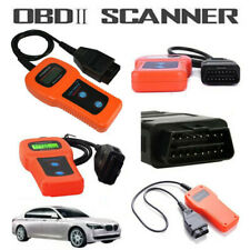 Car OBD2 Scanner Automotive Check Engine Fault Diagnostic Tool Code Reader