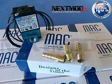✶GENUINE✶ MAC 3 Port Electronic Boost Control Solenoid Valve; 35A-AAA-DDBA-1BA