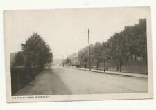 BLETCHLEY ROAD BLETCHLEY BUCKINGHAMHSIRE c1930 - OLD POSTCARD