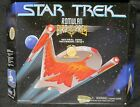 Star Trek Romulan Bird of Prey w Stand, Lights and Sound Effects, Playmates 1997