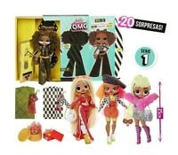 LOL SURPRISE TOP SECRET fashion doll OMG serie 1